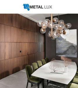 metal lux ארז חייט